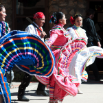 Budapest Market Traditional Mexican folk dances