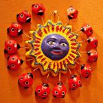 Day of the Dead Ornament Mexico