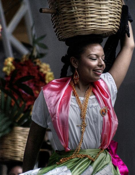Mexican Girl by Jose Luis Ruiz
