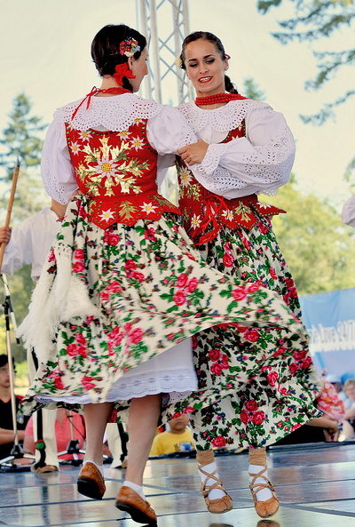 Polonez Polish Folk Dance