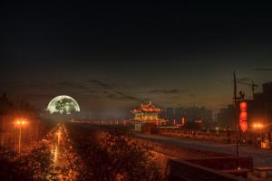 Visiting China Xian