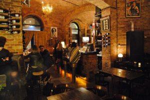 Doblo Wine Bar Budapest