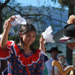 Traditional Folk Dance in Chile