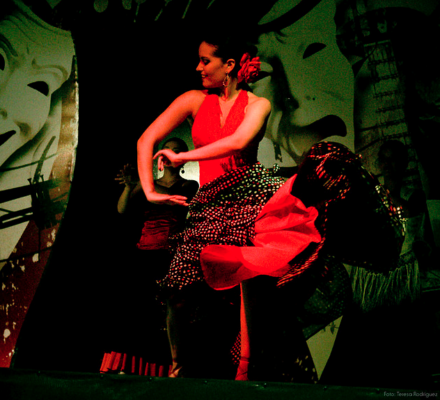 Spanish Dance Flamenco