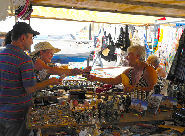Sunday market in Malta Simon Shepard