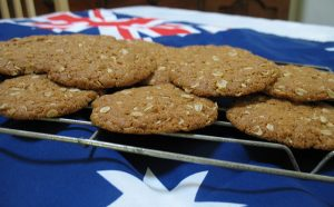 Australian Anzac Biscuits photo by Heather