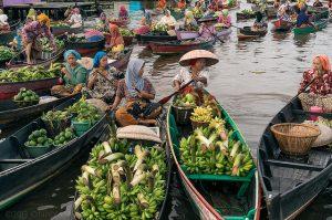 Bumper Boats in Indonesia photo by killerturnip
