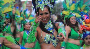 Brazilian Carnival photo by Terry Kearney