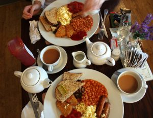 English Breakfast photo by Sarah Ross