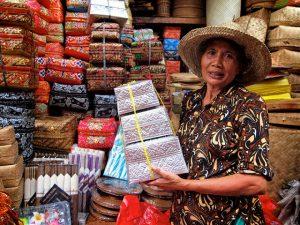Market in Ubud photo by Debbs