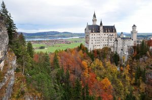 Neuschwanstein photo by Eric Bauer