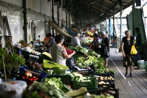 Porto Market photo by Nicolas Mirguet