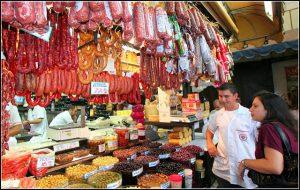 Sao Paolo meat market L. Felipe Castro
