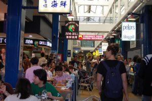 Sidney Fish Market photo by su-lin