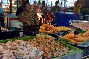 Thai Market Street Food photo by Behan