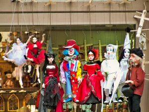 Czech Marionettes photo by cb_agulto