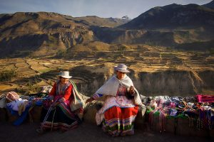 Peruvians photo by Pedro Szekely