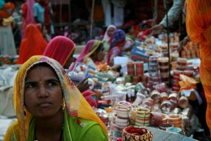 Sadar Bazaar India photo by Tom Thai