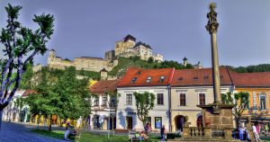 Trencin photo by mariejirousek