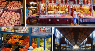 Budapest Central Market Hall Events