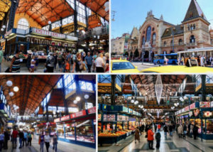 Budapest Central Market Hall Programs