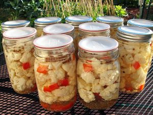 Pickled Cauliflowers photo by vigilant20