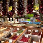 Spices in Great Market Hall Budapest photo by MsSaraKelly