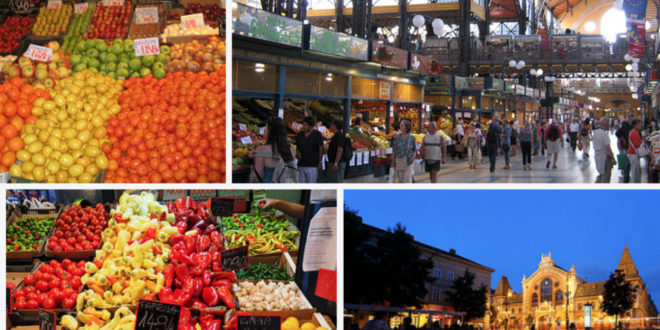 Budapest Great Market Hall Guided Food Tour