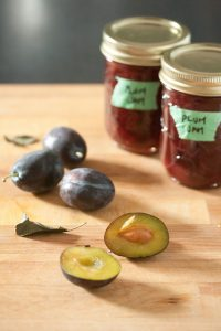 Plum Jam - photo by Isabelle Boucher