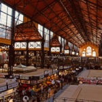 Budapest Great Market Hall Central Fred Romero photo