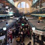 Downtown Hold Utca Market Hall Budapest