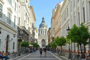 Budapest City Centre & Great Market Hall Tour & Tastings