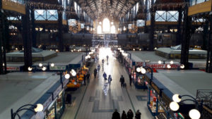 Essential Great Market Hall Tour & Tasting Budapest